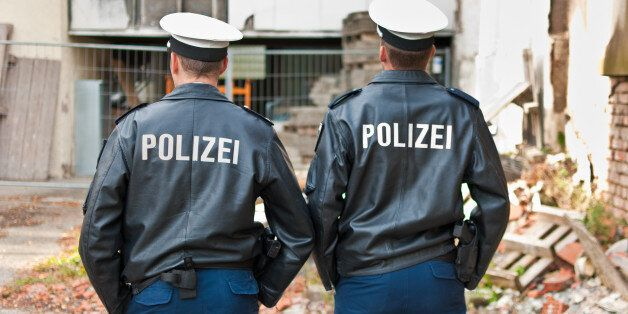 German Policeman Arrested Over Alleged Cannibalism