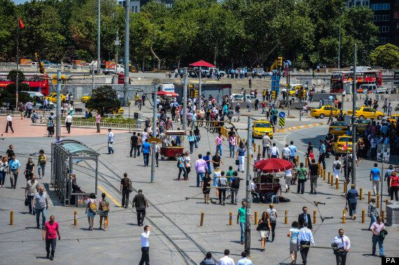 Turkey Protests: Government Threatens To Use Army Against Future Taksim Square