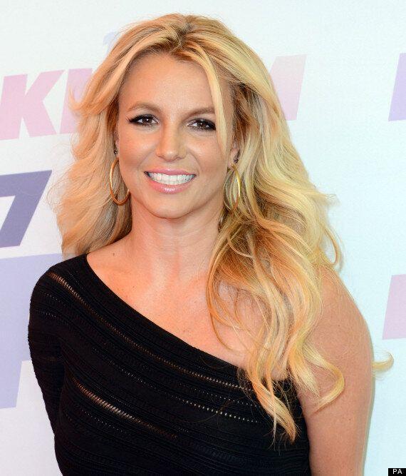 LISTEN: Britney Spears Debuts 'Ooh La La' - New Track From 'Smurfs 2'