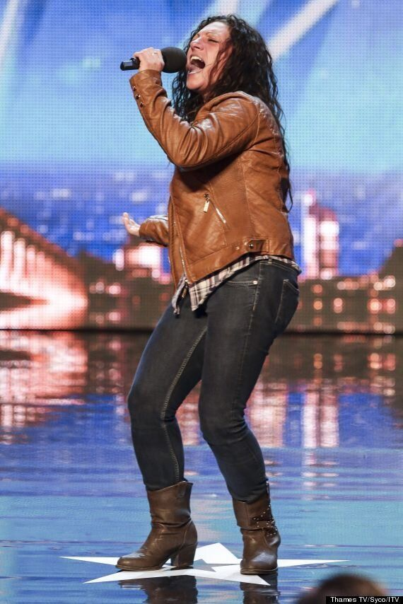 'Britain's Got Talent' Star Eva Iglesias Is Latest Auditionee To Reveal Musical