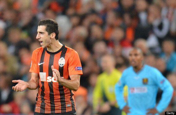 Transfer Talk: Henrikh Mkhitaryan Set To Join