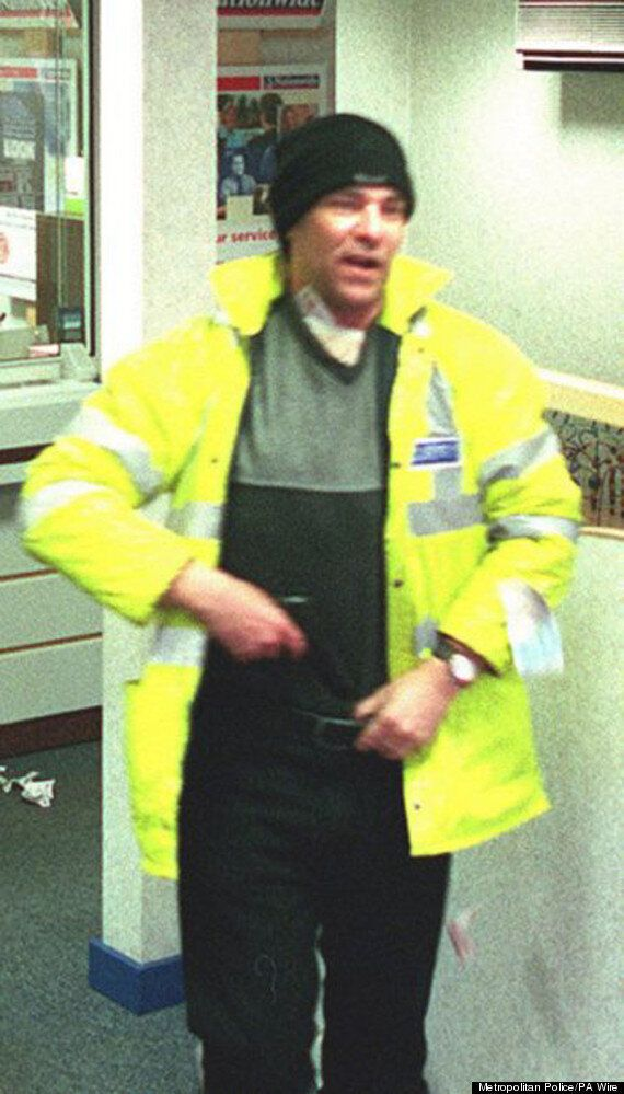 'Skull Cracker' Michael Wheatley Police Probe Armed Robbery At Chelsea Building Society In