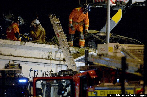 Glasgow Helicopter Crash: At Least Eight Dead And Scores