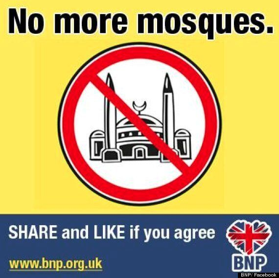 BNP To Demonstrate Against Non-Existent Mosque Application In Hemel