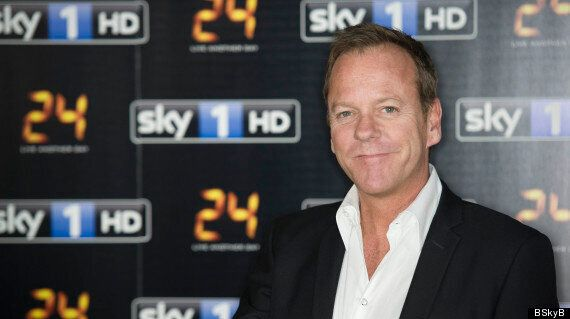 Kiefer Sutherland Reveals What He Missed Most In Jack Bauer At '24: Live Another Day' Special