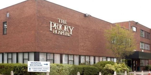 The Priory Hospital, in