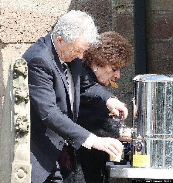 'Coronation Street' Spoiler: Cast Film Michelle Keegan's Character's Funeral Scenes