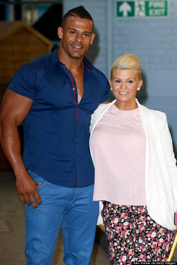 Kerry Katona Discusses Birth Of Her Baby Daughter During Emotional 'This Morning'