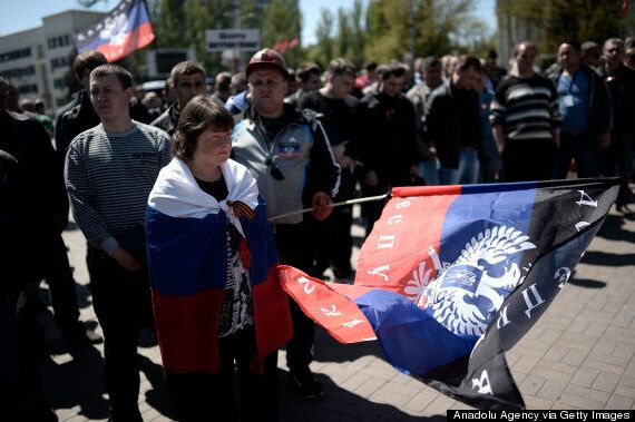 Putin Announces He Will Pull Russian Troops Back From Ukraine's Border, So How Do Separatists Feel About