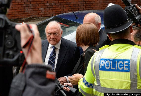 Stuart Hall Used Two Girls As 'Sexual Plaything', Court