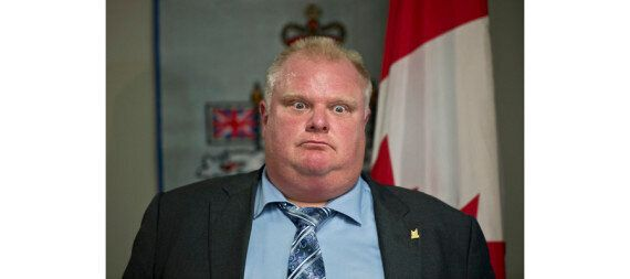 Toronto 'Crack' Mayor Rob Ford: 'Rehab Reminds Me Of Football