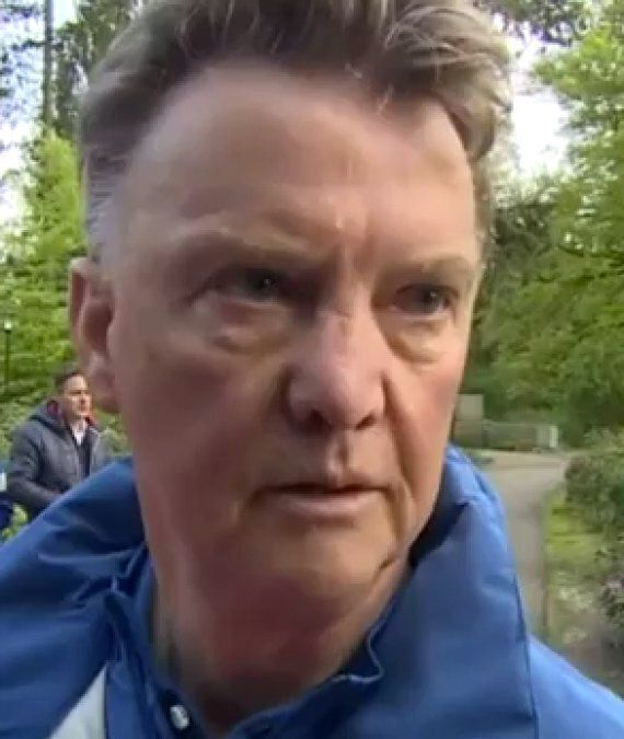 Louis Van Gaal Would 'Love' To Become Manchester United Manager