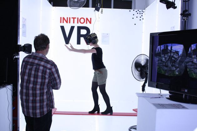 Don't Look Down - How Scary Will Virtual Reality