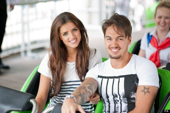 TOWIE's Mario Falcone Reveals Suicide