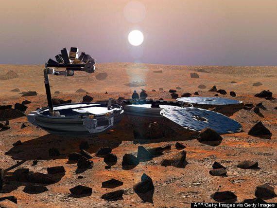 Professor Colin Pillinger Dead: 'Beagle 2' Mars Mission Scientist Dies At