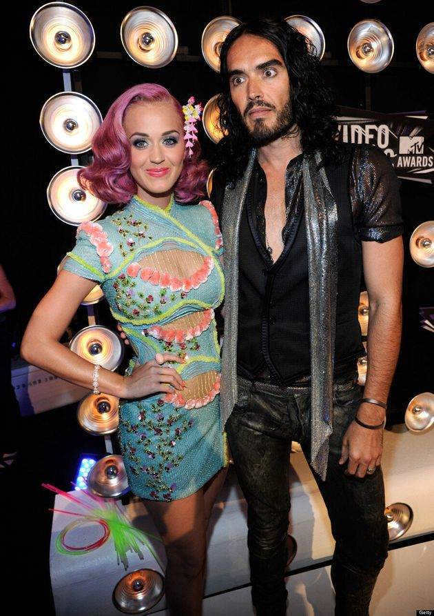 Katy Perry: 'Russell Brand Dumped Me By