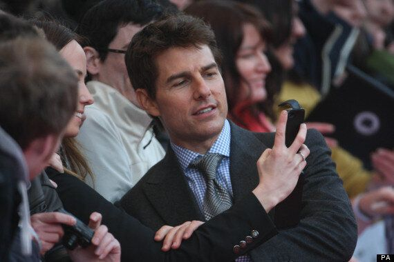 Tom Cruise To Be On 3 Red Carpets, 3 Countries, 1 Day, For 'Edge Of Tomorrow'