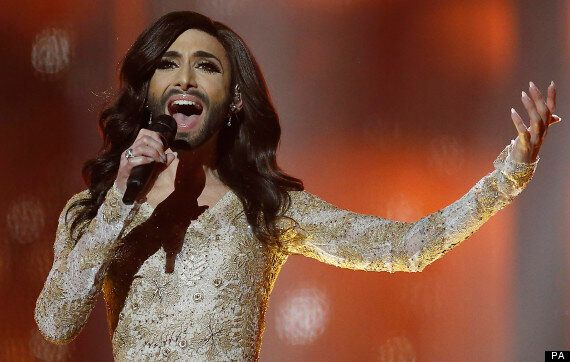 Eurovision Song Contest's Bearded Lady Conchita From Austria 'Just Wants Acceptance'