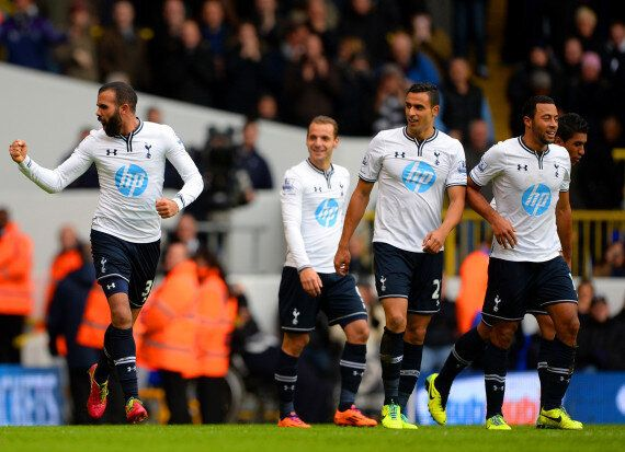 Sandro Plays Trick On Tottenham Fans With Brother