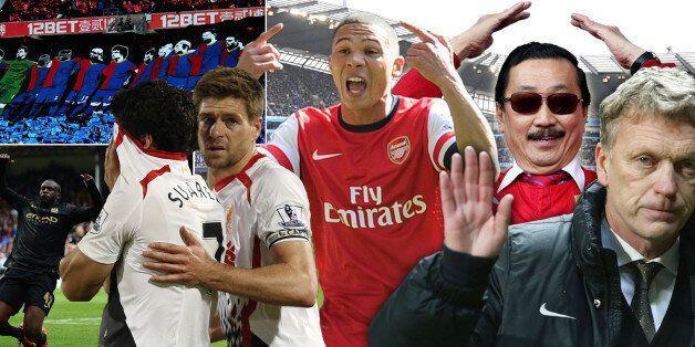 Premier League 2013-14 Review Of The Season: An Alternative Awards