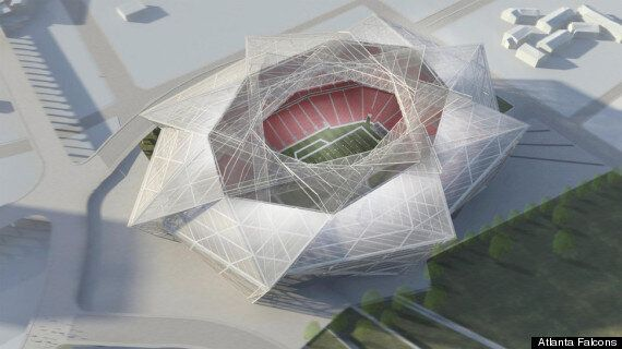 Atlanta Falcons' New Stadium Will Be Best In American Football (And Possibly Every Other