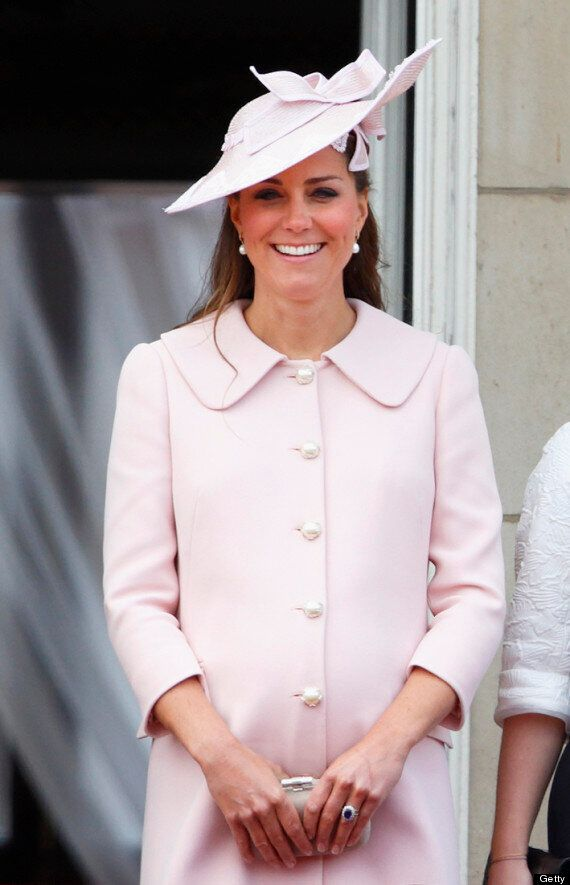 Pregnant Kate Middleton Compared To 'Young Women Who Have Babies To Get State