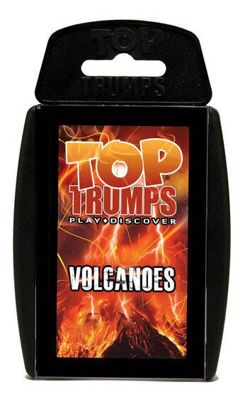 It's Top Trumps... but of the Explosive