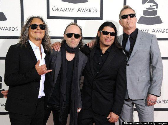 Glastonbury 2014 Headliners Announced: Metallica Confirmed As Final Headlining