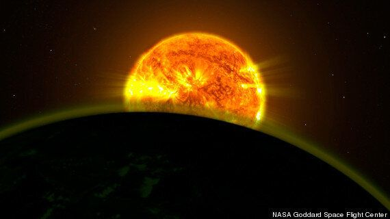 Water Found On Five Exoplanets By Nasa's Hubble