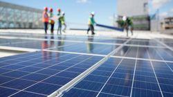 Centrales électriques solaires: huit entreprises soumissionnent à l'appel d'offres