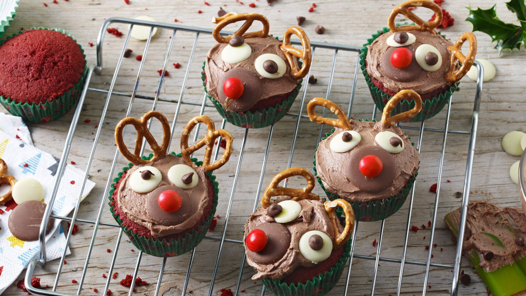 Three Easy Christmas Recipes You Can Make With The Kids Huffpost Life