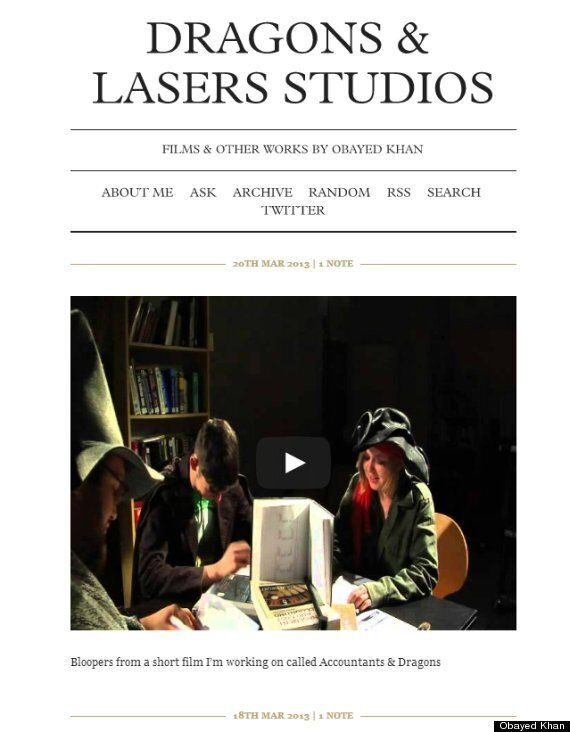 Student Blog Of The Week: Birmingham City University Student Obayed Khan's Lasers And