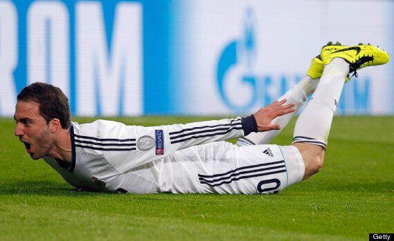 Gonzalo Higuaín Agrees £22m Arsenal