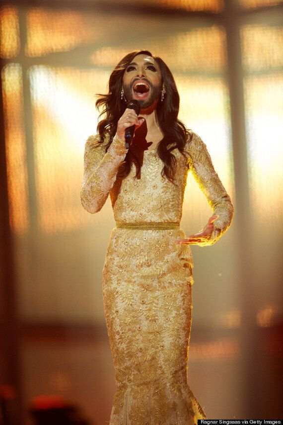 Eurovision 2014: UK Entry Molly Admits Fear Over Austria's Bearded Lady: 'She Is Definitely