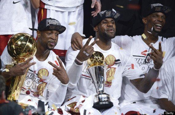 Miami Heat Retain NBA Title, LeBron James Named MVP