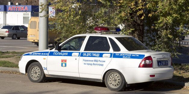 volgograd october 23 a police
