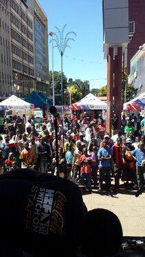 Zimbabwe Part Two: Kunzwana #1 and a Mighty