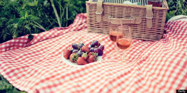 There's nothing better than a British picnic