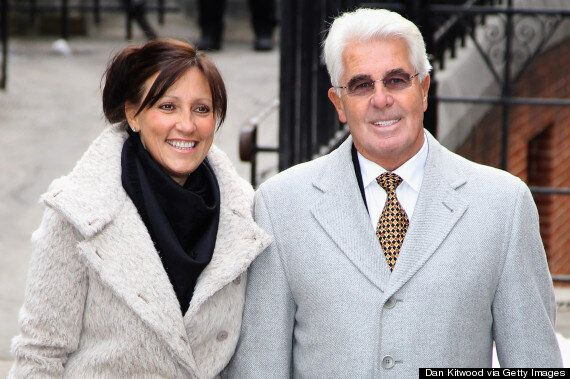 Max Clifford's Wife Files For Divorce Following His Conviction For Sex