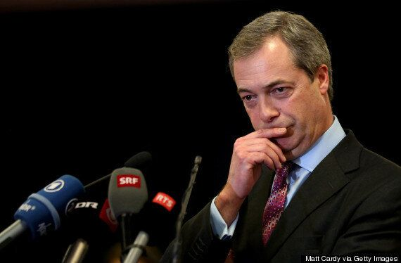 Nigel Farage's Wife Kirsten Mehr Wins Damages From Daily Mail Over Affair