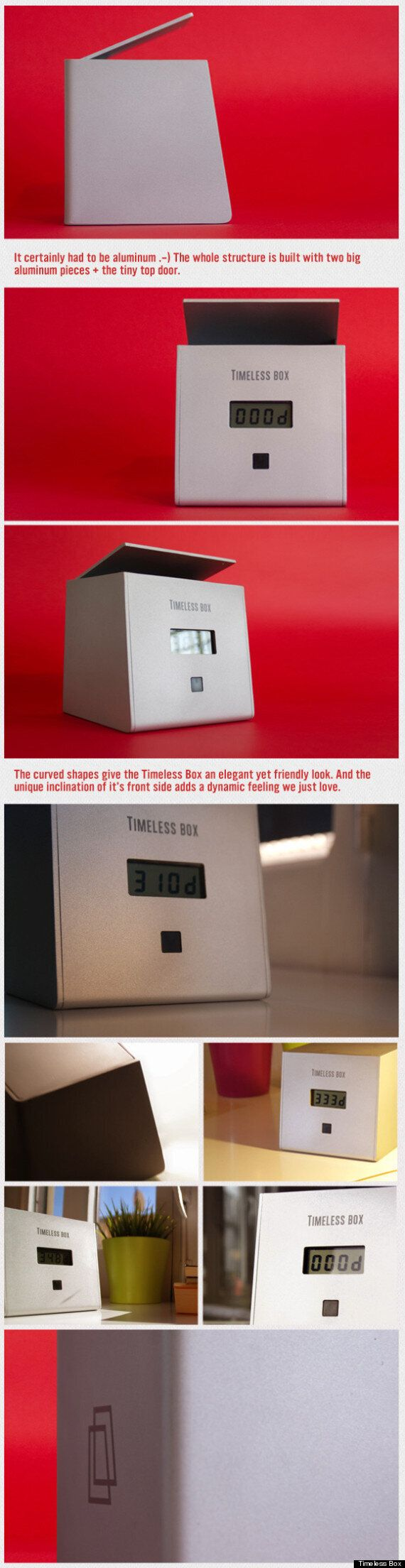 'Timeless Box' Is A Cute Way To Give Gifts (But Make Sure Your Present Is Worth The