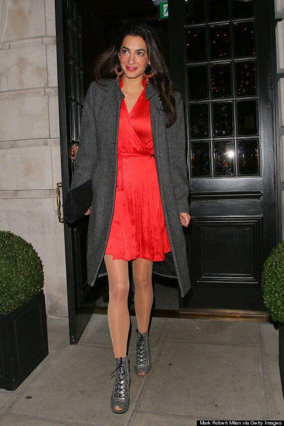 George Clooney Engaged: Star Charmed Fiancée Amal Alamuddin With 'Flirty