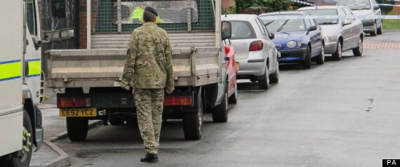 Bomb Squad Sent To Mosque As 39 Homes Evacuated In