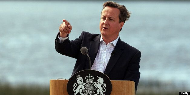 Even If Cameron Loses the Next Election - The Tories Have Served Their Class