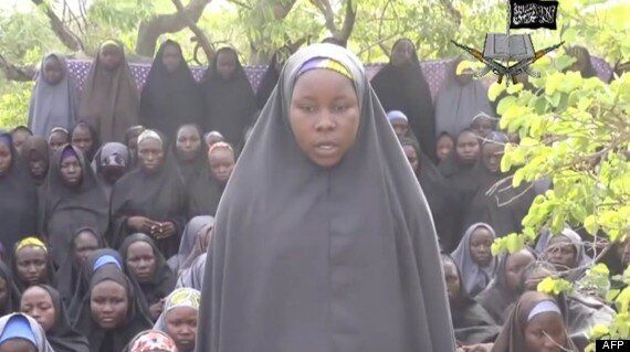 Boko Haram Releases New Video 'Showing Nigerian Schoolgirls' On Camera For First