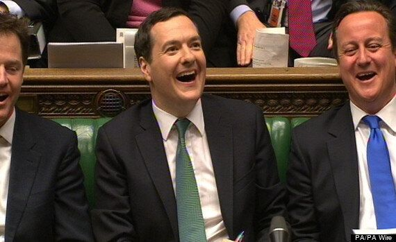 Autumn Statement 2013: Red-Faced Ed Balls Shouted Down By Giddy Tory MPs