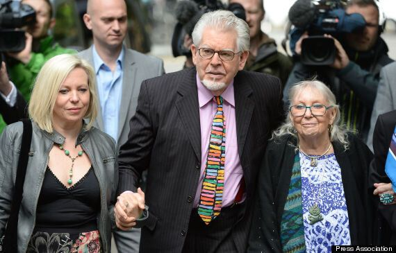Rolf Harris Exposed 'Very, Very Small' Penis To Alleged Victim, Trial
