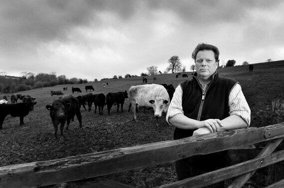 Farmer David Barton Forced to Shoot Beloved