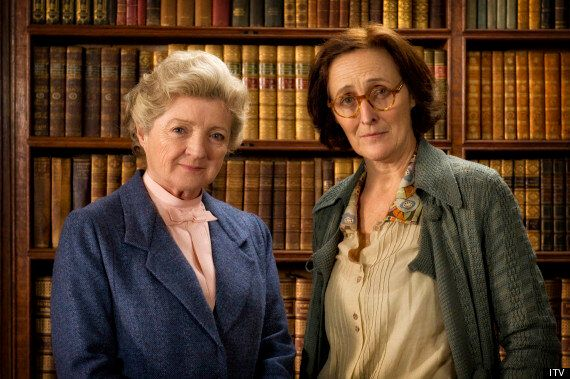 TV REVIEW: 'Agatha Christie's Miss Marple' Investigates Goings-On At Greenshaw's