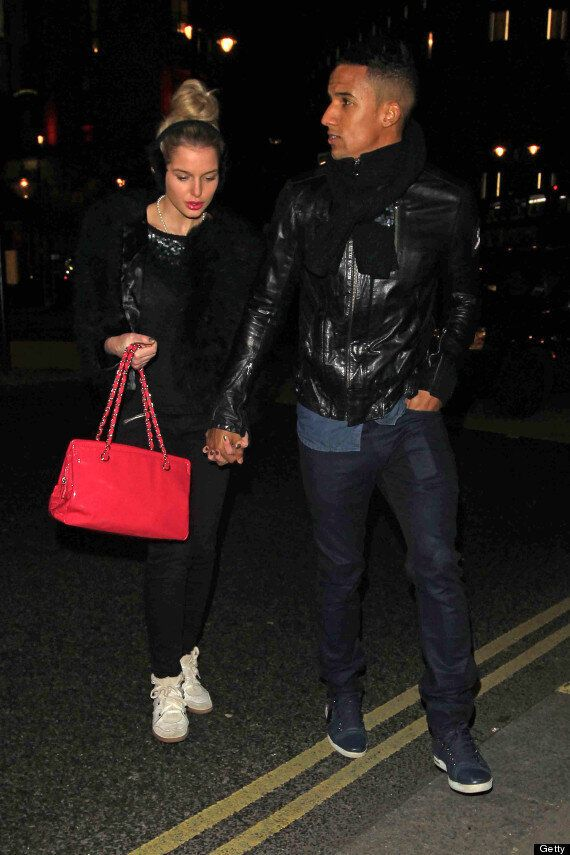 Helen Flanagan Splits With Footballer Boyfriend Scott Sinclair After He's Accused Of